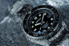 seiko, бренды, капли, вода, часы, automatic, technology, watch