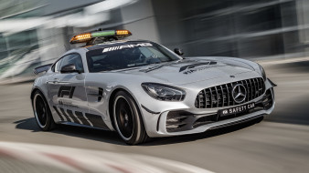 AMG, Safety, Car, Mercedes-Benz, 2018, Formula-1, GT-R
