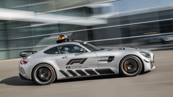 Car, 2018, Safety, Formula-1, Mercedes-Benz, AMG, GT-R
