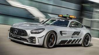 Car, Mercedes-Benz, 2018, Safety, GT-R, AMG, Formula-1