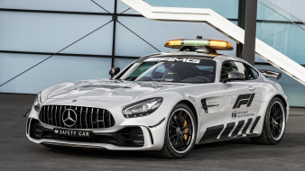 AMG, Formula-1, Safety, Car, 2018, GT-R, Mercedes-Benz
