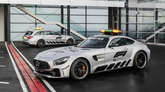 GT-R, AMG, Mercedes-Benz, 2018, Car, Safety, Formula-1