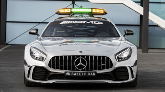 Mercedes-Benz, AMG, Car, Safety, Formula-1, GT-R, 2018