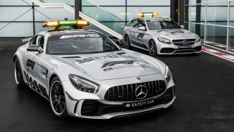 Safety, Car, Mercedes-Benz, AMG, Formula-1, GT-R, 2018