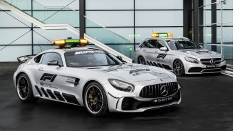 Safety, Car, 2018, Mercedes-Benz, AMG, GT-R, Formula-1