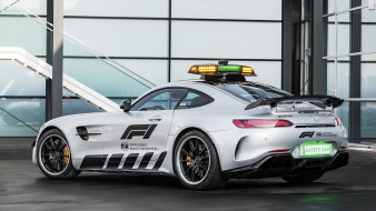 AMG, GT-R, Formula-1, Safety, Car, 2018, Mercedes-Benz