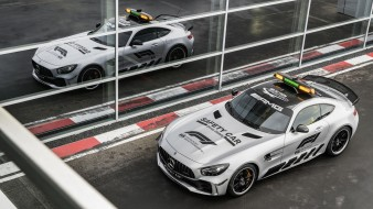 Formula-1, Mercedes-Benz, AMG, Safety, Car, GT-R, 2018