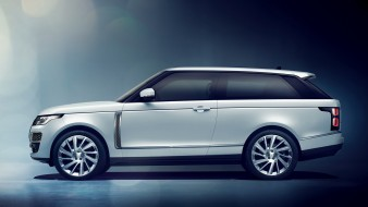 Land-Rover, SV, 2019, Coupe