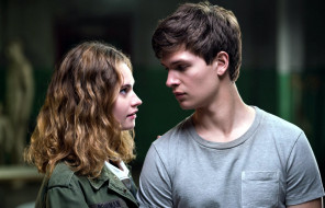 Ansel Elgort, Lily James