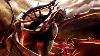 монстр, демон, кровь