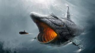 акула, корабль