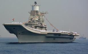 викрамадитья, флагман, авианосец, вмс индии, корабль