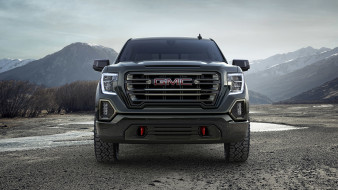GMC, Sierra, AT4, 2019