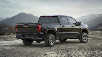 AT4, 2019, GMC, Sierra