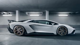 S, 2018, Aventador, NOVITEC, Lamborghini