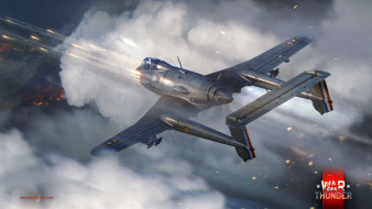 онлайн, World of Planes, action, War Thunder