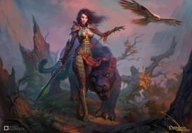 Драконы Вечности, ролевая, онлайн
