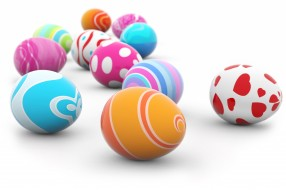 фон, яйца, пасха