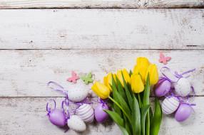 праздничные, пасха, фон, яйца