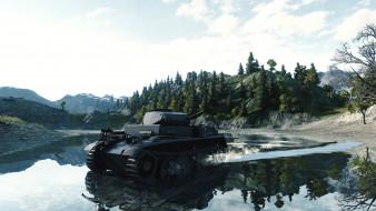 симулятор, онлайн, action, мир танков, World of Tanks