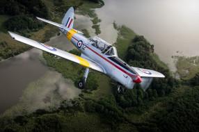 De Havilland, DHC-1, двухместный самолёт, лёгкий, канадский