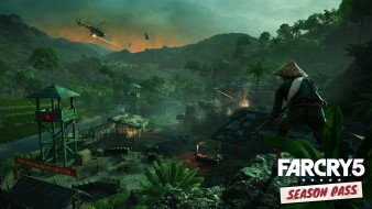 Far Cry 5, action, шутер