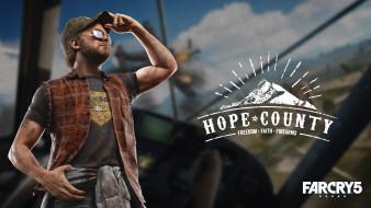 Far Cry 5, шутер, action