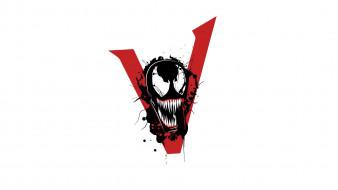 Sony, Logo, лого, веном, 2018, we are venom, фон, Venom