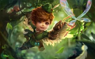 little Cupid, xiong jiajie, детская, лес, фейка