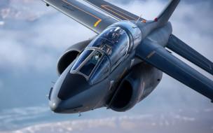 учебный самолет, Dassault Alpha Jet, французский концерн, fuselage, French Air Force, реактивный штурмовик, Dornier, light attack aircraft