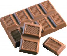 молочный, шоколад, куски, плитка