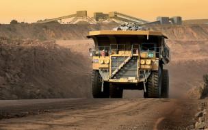 quarry, Cat 793D, карьерный самосвал, mining dump truck, tipper, Caterpillar 793D