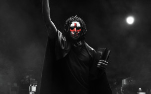 судная ночь начало, фантастика, триллер, ужасы, 2018, the first purge
