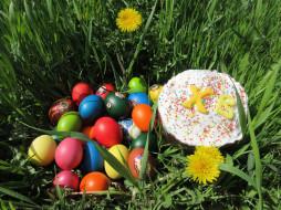 пасха, яйца, весна 2018