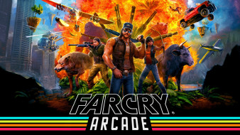 Far Cry Arcade, action, шутер, онлайн