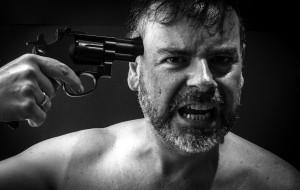 мужчины, - unsort, револьвер