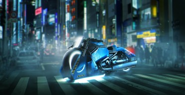 Harley Davidson V Rod Muscle, film, cinema, movie, Blade Runner 2049, motorbike, bike, Blade Runner, Harley Davidson