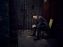 Benedict Cumberbatch, Vanity Fair, решётка, фотосессия, Jason Bell, Бенедикт Камбербэтч, стул
