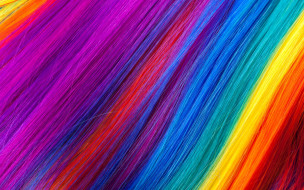 волосы, colors, colorful, rainbow, texture, hair, радуга