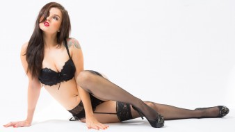 Veronica Lavery, девушка, модель