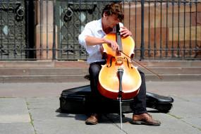 музыкант, мужчина