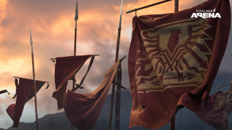Total War, стратегия, Arena, онлайн, ролевая