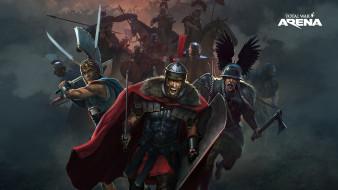стратегия, Total War, ролевая, Arena, онлайн