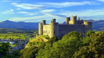 Harlech Castle Wales