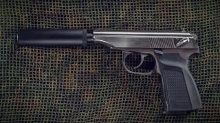 пистолет макарова, PMM, weapon, оружие, Makarov, глушитель, pistol, Макаров, ПММ, gun