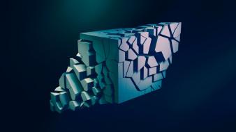 объем, абстракция, геометрия