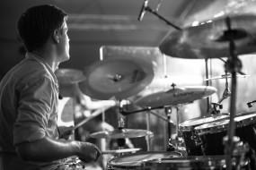 музыка, -другое, барабан, музыкант, мужчина