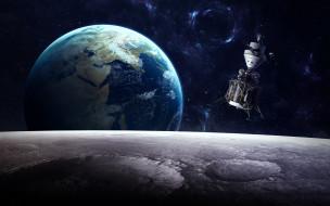 космос, космические корабли,  космические станции, спутник, луна, планета, земля, космическая, станция, галактика, орбита