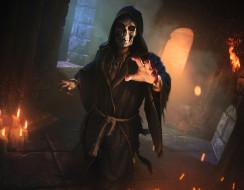 обои для рабочего стола 1920x1500 видео игры, the elder scrolls,  legends, персонаж