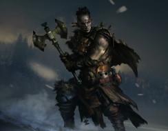 видео игры, the elder scrolls,  legends, персонаж